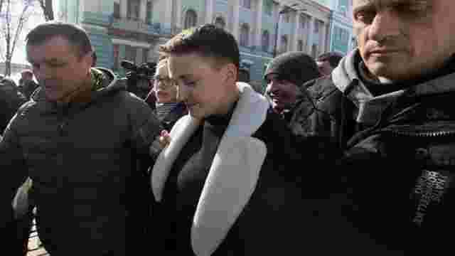 Обмудсмен вважає, що під час затримання Савченко порушили законодавство