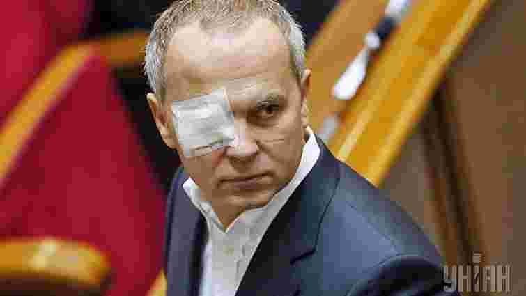 Нестор Шуфрич став найбільшим власником зброї серед народних депутатів