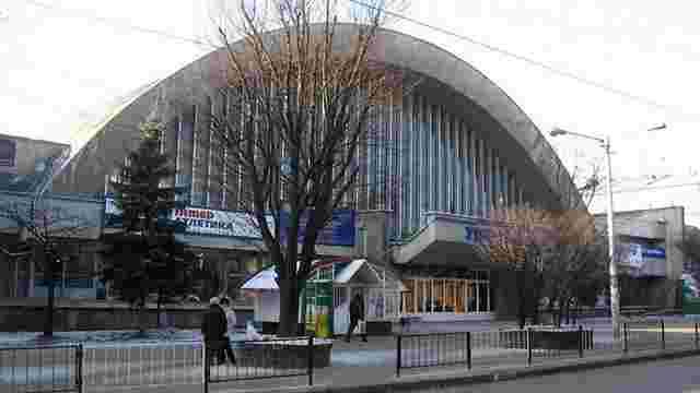 Палац спорту «Україна» у Львові реконструюють