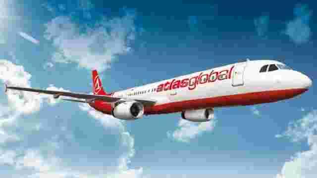 Atlasjet Ukraine оголосив про скасування усіх регулярних авіарейсів з України