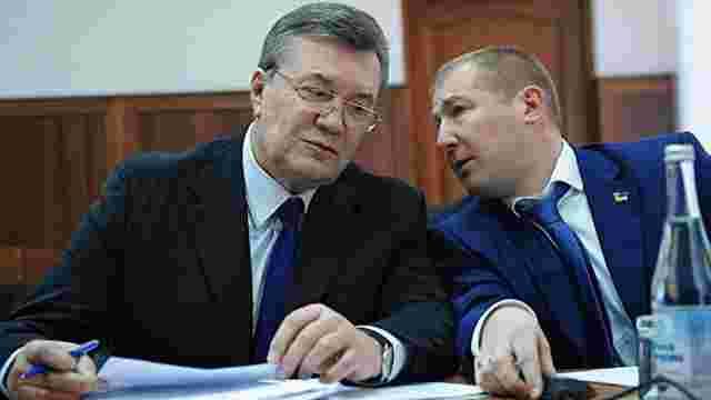 Суд у справі держзради Януковича перейшов до дебатів