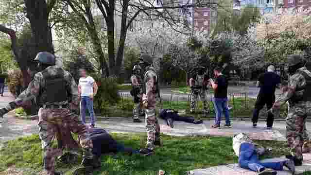 У Львові поліція затримала групу рекетирів за вимагання $20 тис.