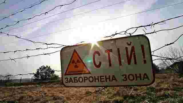 Прикордонники затримали чотирьох сталкерів у Чорнобильській зоні
