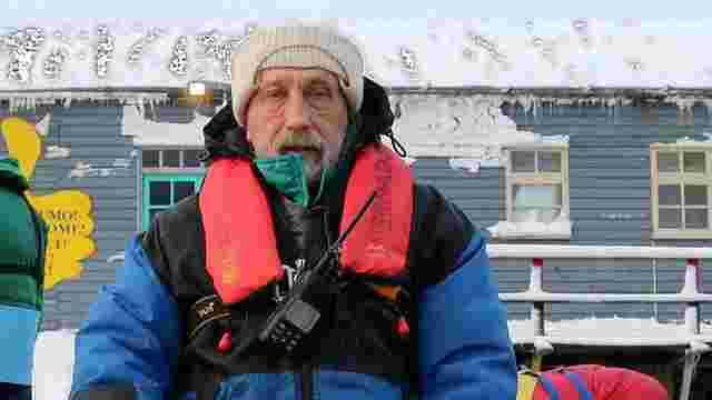 Помер учасник першої української антарктичної експедиції Віталій Вернігоров