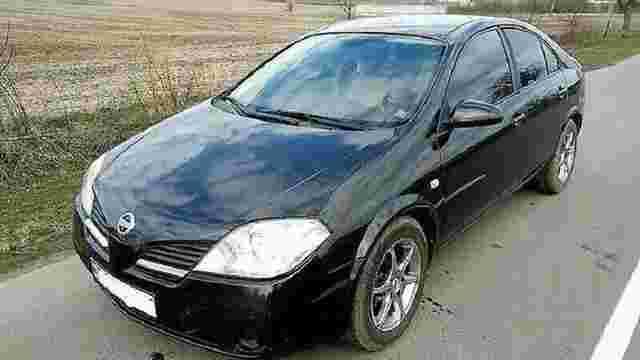 На Львівщині за рішенням суду конфіскували автомобіль на єврономерах вартістю ₴183 тис.