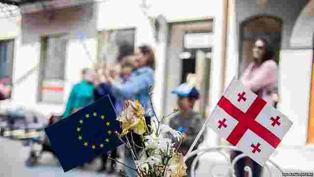 Після запровадження безвізу дедалі більше грузинів просять притулку в ЄС