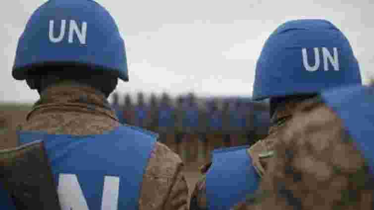 Три країни готові оплатити присутність миротворців на Донбасі
