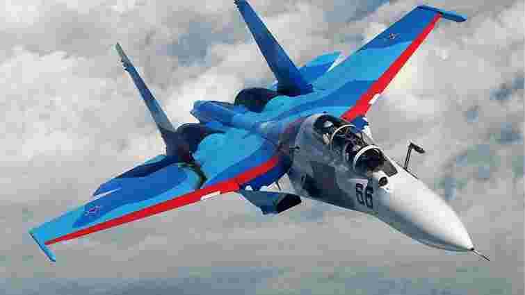 У Сирії розбився російський винищувач з двома пілотами на борту