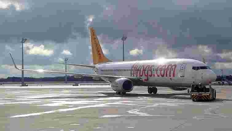 Pegasus Airlines оголосив про розпродаж квитків з України до Туреччини від $40