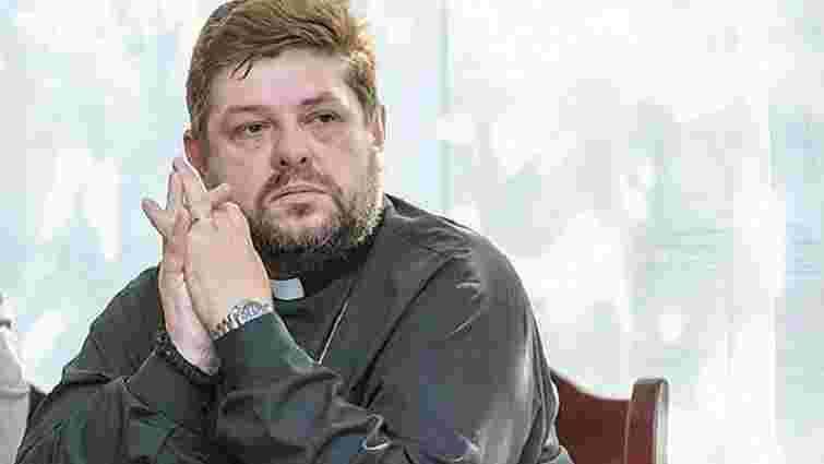 Львівська мерія виділила ₴50 тис. на лікування звільненого з полону бойовиків священика УГКЦ