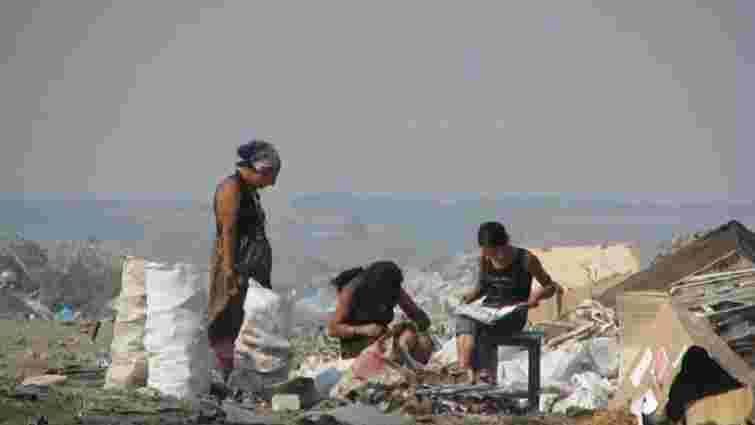 На Волині злочинці змушували жебраків безоплатно працювати на сміттєзвалищі