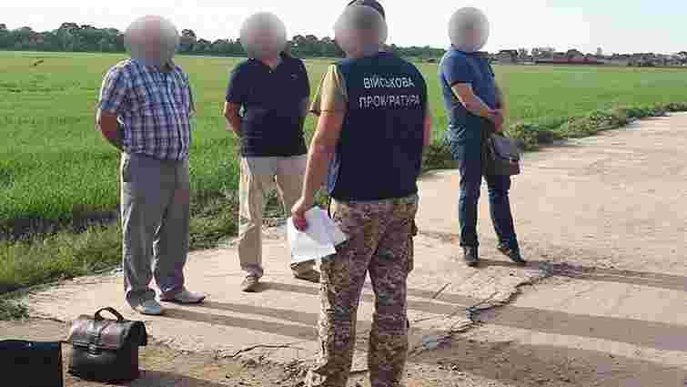 На Буковині під час затримання посадовця на хабарі раптово помер посередник злочину
