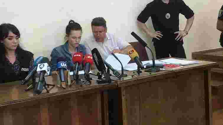 Суд у Києві обрав запобіжний захід підозрюваній у нападі на «кіборга» Вербича