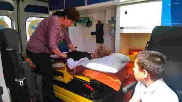 У МОЗ повідомили, що через отруєння в Черкасах до лікарів звернулися майже 100 дітей