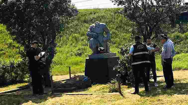 На Волині осквернили пам'ятник Невідомому солдату