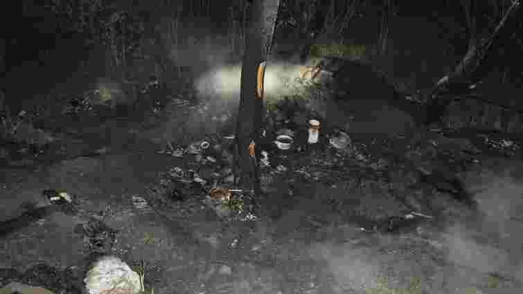 Троє людей загинули у Дніпрі внаслідок пожежі в занедбаному будинку