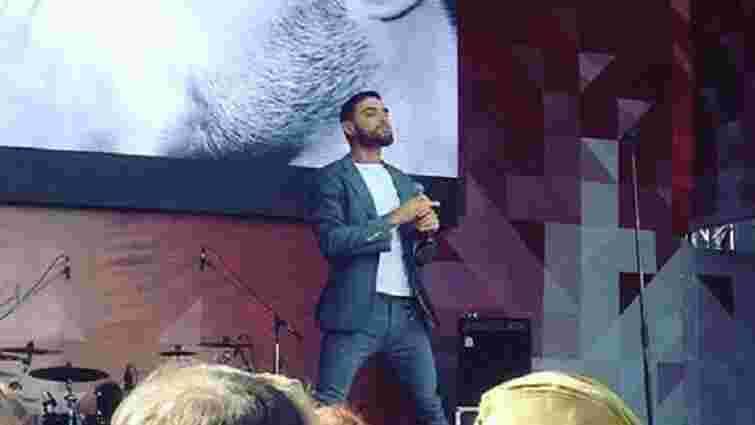 Віталій Козловський заявив, що «просував українську ідею» на концерті в Москві