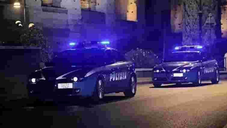 В Італії двоє українців протаранили автівку поліцейського і намагалися його пограбувати