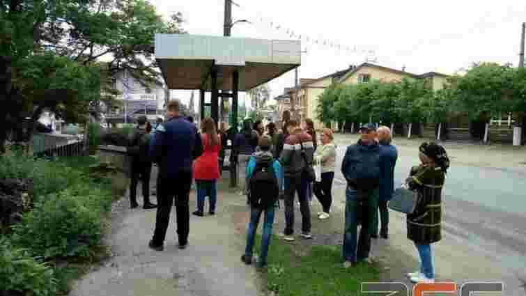 В Чернівцях маршрутки приватних перевізників не виїхали на маршрути через страйк
