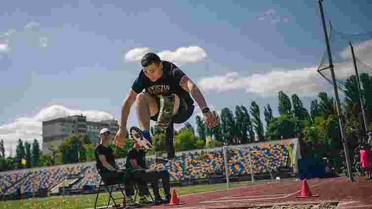 Військові ветерани Львівщини здобули 12 медалей на національних «Іграх нескорених»