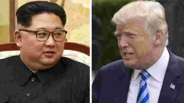 Лідер КНДР Кім Чен Ин погрожує скасувати зустріч з Дональдом Трампом