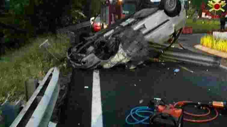 В ДТП у Італії загинули двоє жителів Чернівецької області