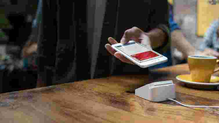 Система  мобільних платежів  Apple Pay офіційно запустилась в Україні