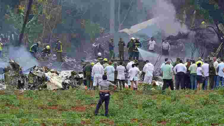 На Кубі під час зльоту розбився пасажирський літак
