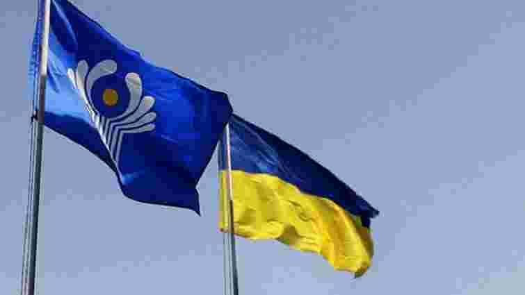 Україна перегляне всі підписані в рамках СНД міжнародні договори, – Порошенко