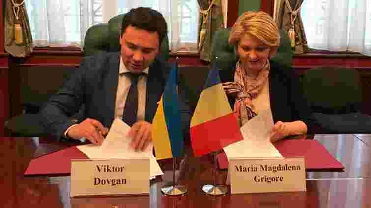 Україна та Румунія домовилися про запуск потягу Чернівці-Сучава
