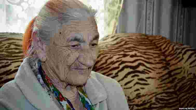 В окупованому Криму померла найстаріша представниця кримськотатарського національного руху
