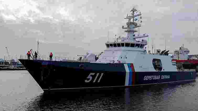 Росія закрила для України частину Азовського моря
