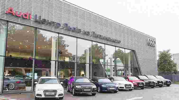 В Audi Центр Львів на Липинського відбувся «Audi Ladies Day»