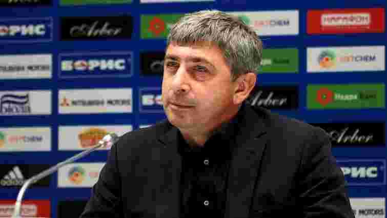 У колишнього тренера «Карпат» відбулися обшуки через підозру в організації договірних матчів