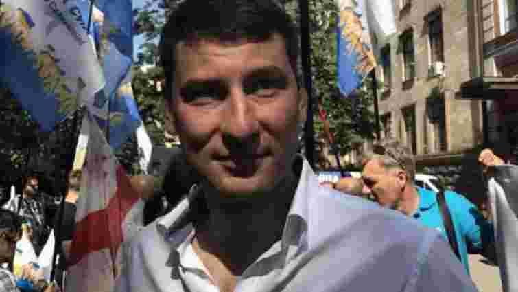 Обвинувачений у держзраді соратник Саакашвілі уклав угоду зі слідством
