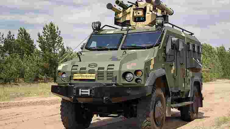 Під Черніговом випробували новий бойовий модуль, що вражає броньовані цілі