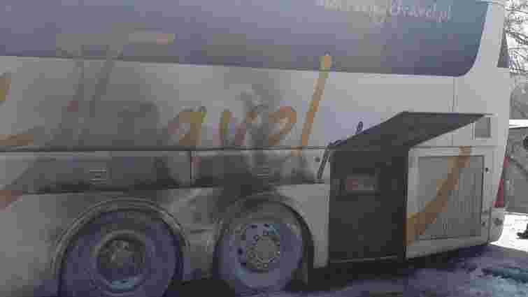 Виконавець підпалу польського автобуса у Львові отримав умовний термін