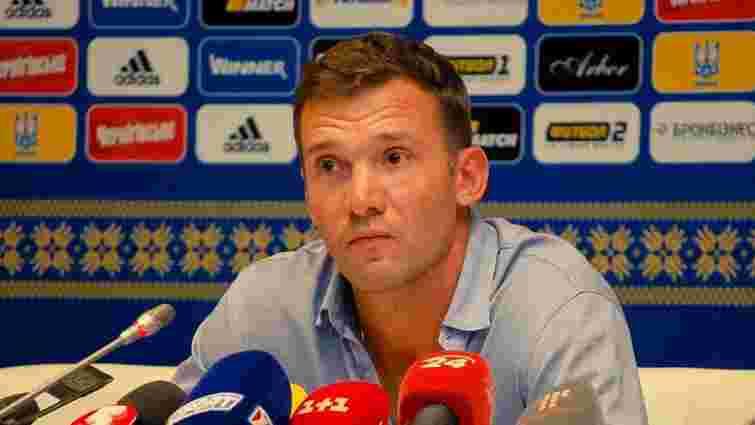Футбольний матч між збірними України та Албанії опинився на межі зриву