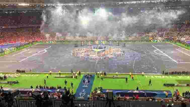 Фінал Ліги чемпіонів в Києві відвідав 61561 глядач