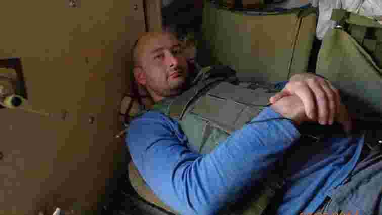 Поліція оприлюднила фоторобот ймовірного вбивці журналіста Бабченка