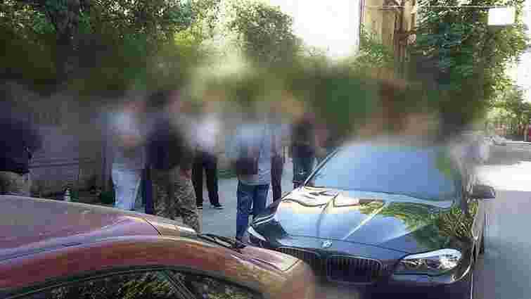 На Івано-Франківщині затримали членів угруповання, котрі вимагали гроші з підприємців