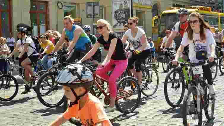 У неділю у Львові відбудеться благодійний велопробіг