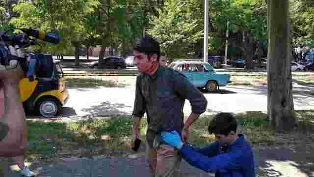 В Одесі напали на керівника місцевого «Автомайдану»