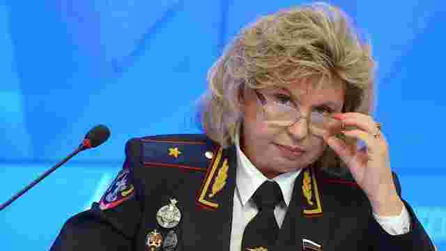 Російська омбудсменка назвала голодування Олега Сенцова «лікувальним»