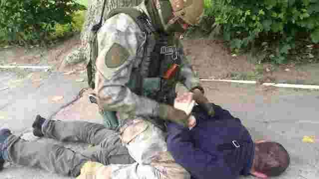 На Житомирщині затримали підозрюваних у спробі вбивства поліцейського