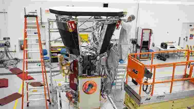 NASA розробила термостійкий екран для вивчення Сонця