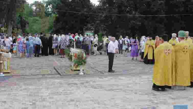 У Володимирі-Волинському священики УПЦ (МП) покинули святкові заходи через вірш Шевченка