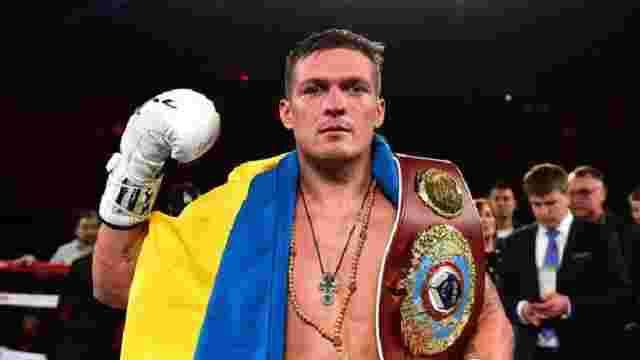 Олександр Усик відмовився від звання Героя України