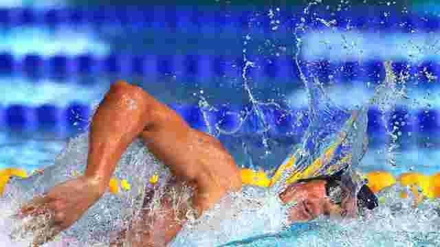 Українець Михайло Романчук став чемпіоном Європи з плавання