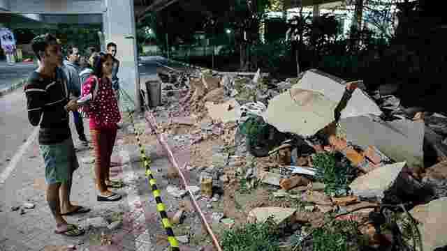 Землетрус в Індонезії призвів до загибелі майже 150 людей